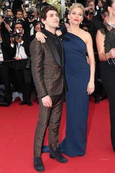 Sienna Miller portait une robe Lanvin - J1