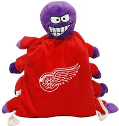 Detroit Red Wings Backpack Pal #DetroitRedWings