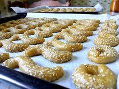 Greek Recipes, Doughnut, Cinnamon, Vanilla, Deserts, Treats, Cookies, Greek Fashion, Food