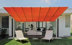 Creative And Inexpensive Useful Tips: Canopy Outdoor Backyard Shade canopy corner diy.How To Make A Canopy How To Build. Backyard Canopy, Garden Canopy, Canopy Outdoor, Outdoor Decor, Outdoor Fabric, Outdoor Rooms, Outdoor Furniture, Outdoor Projects, Outdoor Shade