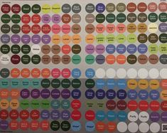 NEWLY UPDATED 11/2017' doTERRA Essential Oil Bottle Cap Label Stickers 192 LABELS