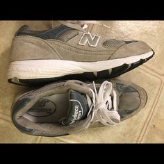 on sale 0669d 5d188 New balance 991 tennis shoes! New balance 991! Like brand new condition!  were