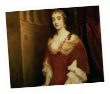Mistress of Charles II from 1656 until an unknown date. Their affair probably ended before her marriage in Uk History, British History, Catherine Of Braganza, English Monarchs, British Royals, Mistress, Affair, Folk, Royalty