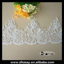 Bridal Lace Trim, Bridal Lace Trim direct from Guangzhou Dhorse Garment Accessory Firm in China (Mainland)