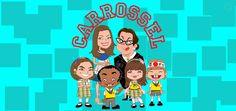 """Carrossel em Desenho Animado"""" perde audiência com troca de horário"""