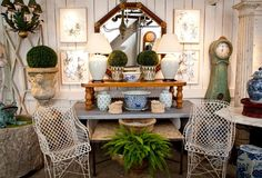 TREILLAGE: THE DESTINATION HOME AND GARDEN SHOP OF BUNNY WILLIAMS AND JOHN ROSSELLI IS CLOSING — www.stylebeatblog.com