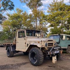 1973 very cool old girl, 3 owner farm find⠀ ⠀ ⠀ ⠀ Toyota 4x4, Toyota Trucks, Landcruiser Ute, Adventure 4x4, Bug Out Vehicle, Toyota Fj Cruiser, Cool Trucks, Dream Cars, Monster Trucks