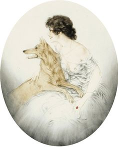 Louis Icart (French, 1888–1950) - Buscar con Google…