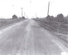 Mont-Lebel, 1965. Vue du côté Est.