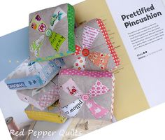 Red Pepper Quilts: Patchwork Please!