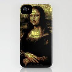 Monalisa Case iPhone 4/ 4S