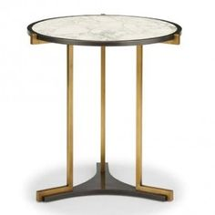 Rosa Side Table Stone Quintus