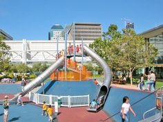 Awesome playgrounds for kids! San Francisco With Kids, Cool Playgrounds, Play Spaces, Big Project, Outdoor Play, Bay Area, Continents, The Dreamers, Places To Go
