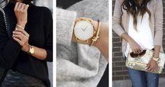 Tipos de relógios femininos   Danielle Noce