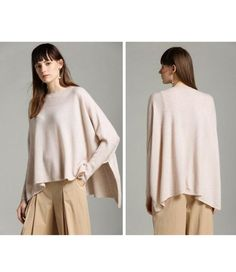 Buy The Rima: Pure Cashmere Swing Jumper on-line in Ireland from KableCo - Ireland's Premier retailer of Pure Cashmere Tops, Scarfs and Jumpers. Cashmere Jumper, Tunic Tops, Stuff To Buy, Shopping, Women, Fashion, Moda, Women's, La Mode