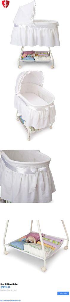 Baby Nursery: Baby Bassinet Portable Nursery Cradle Infant Basket Crib Travel Newborn Bed BUY IT NOW ONLY: $999.0 #priceabateBabyNursery OR #priceabate
