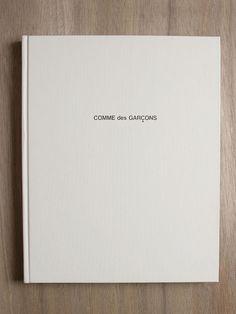 book:  Comme des Garçons 1981-1986, published in 1986 (Tokyo, Chikuma Shobo Co. Ltd.) via Flickr.