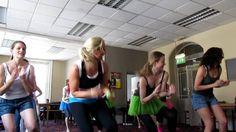 Bounce Studios Dirty Dancing hen party