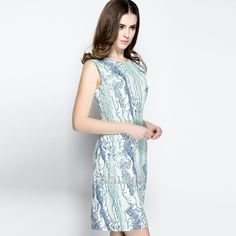 Product Name: LD5235 Wave Print Pencil Dress Click On Link To View This Product : http://gurusing.sg/?post_type=product&p=12306. We Have Publish More Products And Special Offer Are Going On Our Website GuruSing. Hurry Enjoy Up To 80% Discounts......