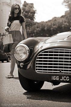 Clive Beecham's 1950 Ferrari 166MM Touring Barchetta #0064M Part 4   Flickr - Photo Sharing!