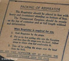 evacuation label template - child 39 s wwii gas mask box 1940s evacuee project