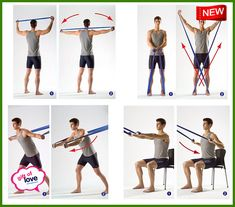 Shop our best value Latex Exercise Tubing on AliExpress. Check out more Latex Exercise Tubing items in Sports & Entertainment, Tools, Home Improvement, Beauty & Health! And don't miss out on limited deals on Latex Exercise Tubing! Stretch Band Exercises, Elastic Band Exercise, Exercise Tubing, Neck Exercises, Stretch Bands, Workout List, Gym Workout Tips, After Workout, At Home Workouts