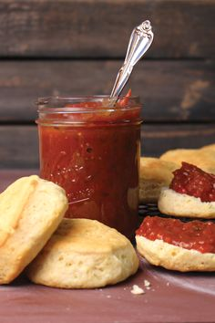 Creole Tomato Jam | Chile Pepper