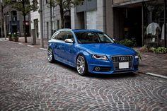 Audi S4 Avante. Yes please.