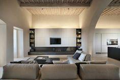 Villa in Monteriggioni by CMTarchitects