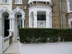 front garden design battersea clapham london
