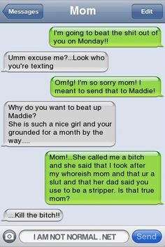 Funny text messages - Beat The Shit Out Of You