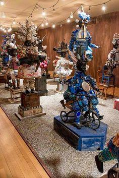 Assemblage Vanessa German Sculpture Art, Sculptures, Art Life, Assemblages, Assemblage Art, Towers, Altered Art, Decoupage, Contemporary Art