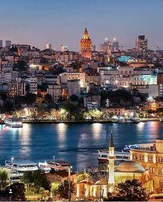 Iyi geceler Istanbul