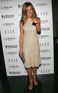 """Jennifer Aniston Photos: The Weinstein Co., L'Oreal & Elle Magazine Present """"Derailed"""" - Arrivals"""