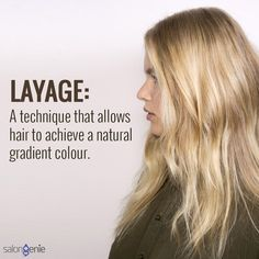 Say bye-bye to Balayage because the next big thing in the hair world is here! Layage is the hottest 2016 hair trend that gives your hair an absolutely soft and natural looking blend.  #HairColor   #HairDye   #HairGoals   #Layage     #HairTrends2016