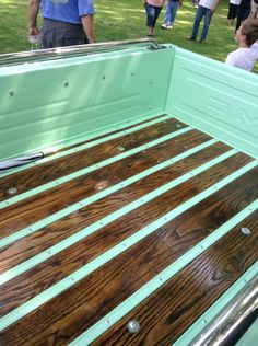 1000 Ideas About Custom Truck Beds On Pinterest Custom