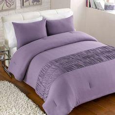 Jersey Channel Stitch Comforter and Sham Set in Navy - BedBathandBeyond.com $59.99 BBB
