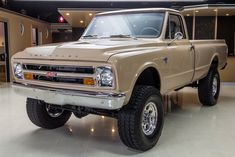 Chevy Enthusiast Pick this Trucks Model Year as their Top Favorite Gmc Trucks, Lifted Chevy Trucks, Chevrolet Trucks, Diesel Trucks, Cool Trucks, 1957 Chevrolet, Chevrolet Impala, Chevrolet Silverado, 1968 Chevy Truck