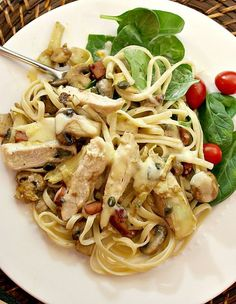 Chicken Scallopini combines flavors of moist chicken breasts | Foodqik