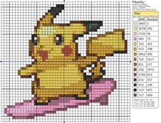 Pokémon – Pikachu Birdie's Patterns, Gaming, Pikachu, Pokémon 0 Comments Sep…
