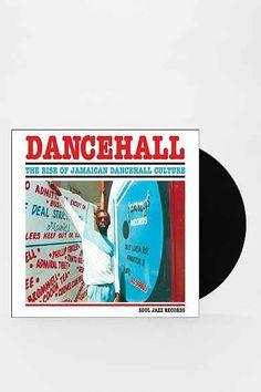 Various Artists - Dancehall: The Rise Of Jamaican - Vol. 1 2XLP