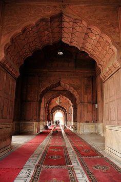 Jama Masjid, New Del...