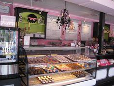 cupcake shop!