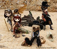 All sizes | Groove INC SteamPunk Project Pullip [ECO] | Flickr - Photo Sharing!