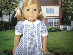 American Girl Doll 18 Inch Historical 1940s by BonJeanCreations, $34.49