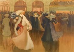 Louis Abel-Truchet, Le Quadrille; Les Danseuses