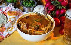 verdaderas recetas de cocina mexicanas: CALDO MICHI