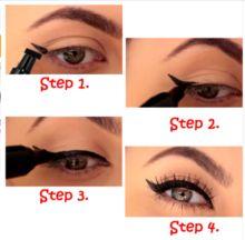 Back To Search Resultsbeauty & Health 1 Pcs Double-headed Seal Black Eyeliner Triangle Seal Eyeliner 2-in-1 Waterproof Eyes Make Up With Eyeliner Pen Eye Liner Stamp