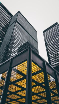 Toronto's TD Centre by Ludwig Mies van der Rohe [OC] Bauhaus Architecture, Architecture Images, Amazing Architecture, Architecture Details, Sustainable Architecture, Interior Architecture, Toronto Architecture, Building Architecture, Ludwig Mies Van Der Rohe