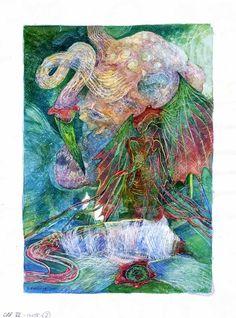 """""""En las Montanas de la Locura - H.P. Lovecraft"""" illustration 16 Comic Art"""